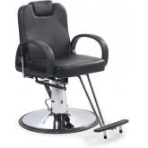 Фризьорски/бръснарски стол модел VISAGE,1